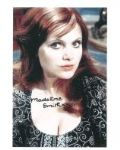 Madeline Smith (Hammer Horror) - Genuine Signed Autograph 8085